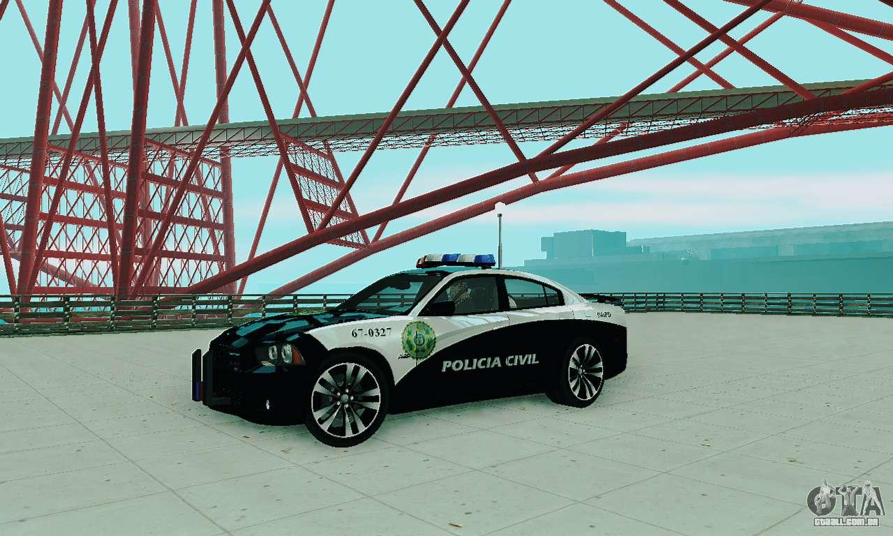 dodge charger 2012 police para gta san andreas. Black Bedroom Furniture Sets. Home Design Ideas
