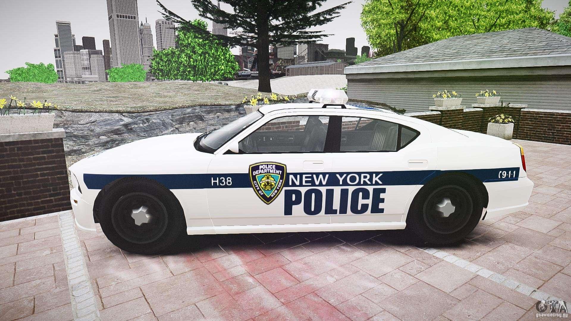 fib buffalo nypd police para gta 4. Black Bedroom Furniture Sets. Home Design Ideas