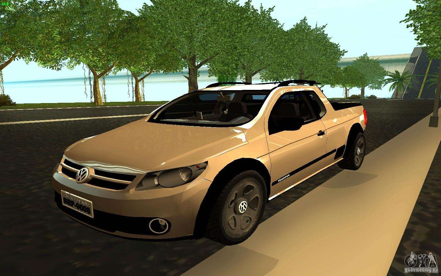 saveiro g5 gta san andreas