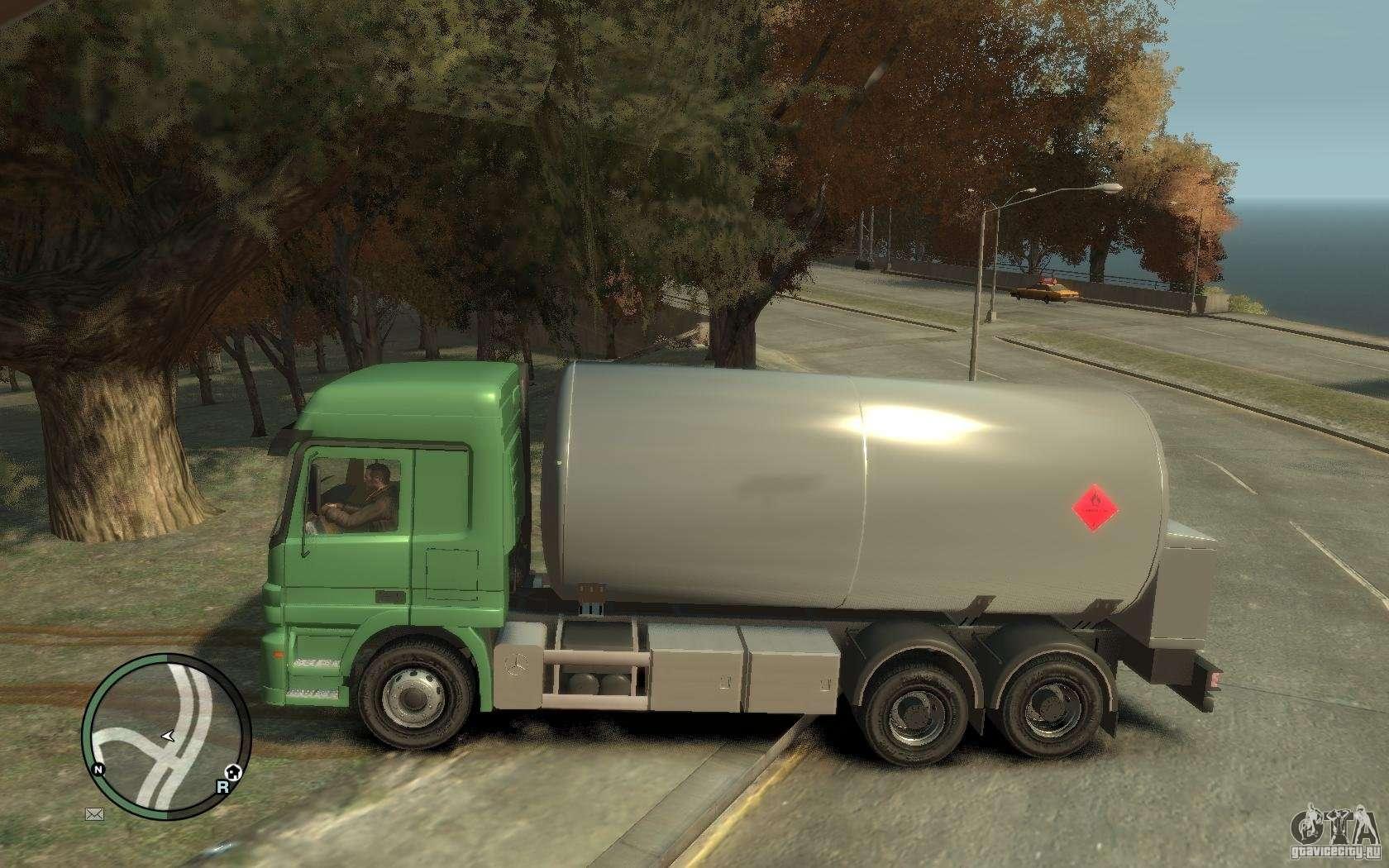 Gta 5 Gas Truck: Smart Fuel Mod V [Pertamina] – Billy Knight