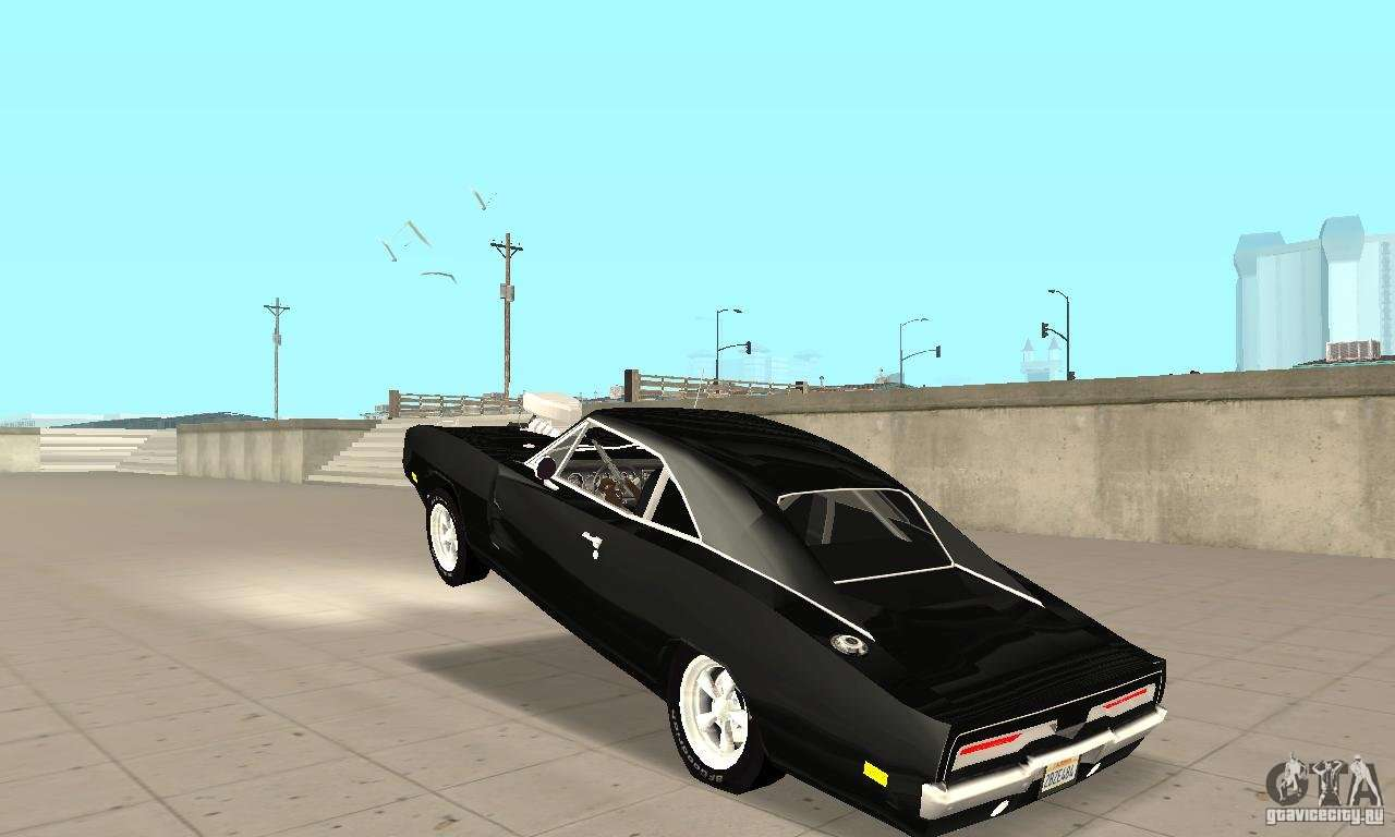 Dodge Charger Rt 1970 The Fast Amp The Furious Para Gta San