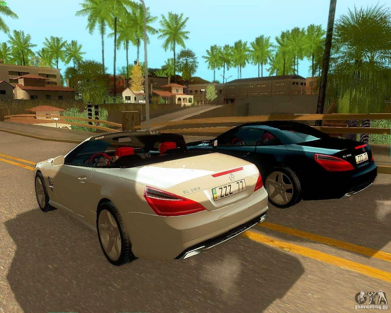 Скачать Sl для GTA San Andreas