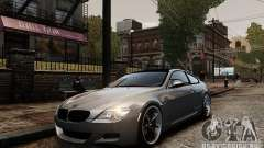 BMW M6 Coupe E63 2010