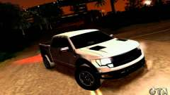 Ford Raptor Crewcab 2012
