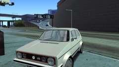 Volkswagen Golf MK 1 GTI para GTA San Andreas