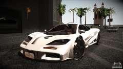 McLaren F1 LM para GTA San Andreas