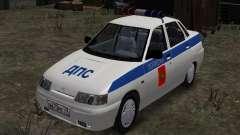 DPS VAZ 2110 para GTA 4