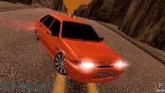 Ваз 2114 suculenta laranja