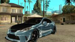 Hyundai Genesis Tuning para GTA San Andreas