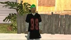 Novas skins a Grove Street Gang