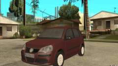 Volkswagen Polo 2006 para GTA San Andreas