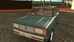 2105 VAZ, v. 2 para GTA San Andreas
