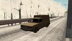 IZH 27175 edição de inverno