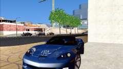Chevrolet Corvette Grand Sport Cabrio 2010 para GTA San Andreas