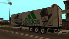Reboque Adidas