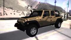 Jeep Wrangler Rubicon Unlimited 2012