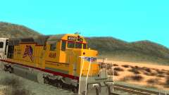 SD 40 Union Pacific Building America