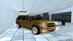 Chevrolet Suburban 2010 para GTA San Andreas