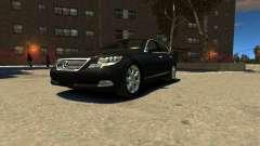 Lexus LS600 V2.0