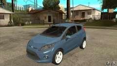 Ford Fiesta Zetec S 2009
