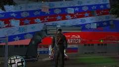 Russian Ammu-nation para GTA San Andreas