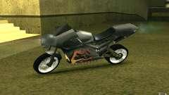 Motocicleta da cidade alienígena