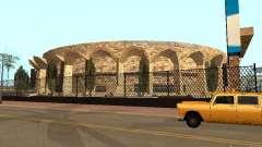 Um novo estádio em Los Santos