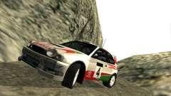 Toyota Corolla 1999 Rally Champion