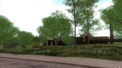 Project Oblivion HQ V1.1 para GTA San Andreas