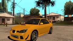 Subaru Impreza 2006 WRX STI para GTA San Andreas