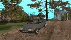 Vaz-2109 Sputnik 1987 v 1.2 para GTA San Andreas