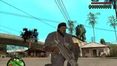 FAMAS de CoD Black Ops