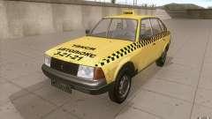 AZLK Moskvich 2141 táxi v2