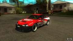 Nissan Silvia S14 GT