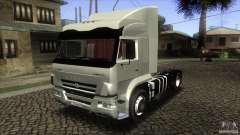 KAMAZ 5460 3420 Euro Turbo