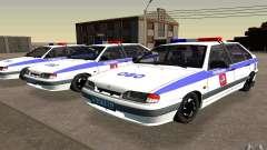 Polícia PSB Vaz 2114