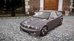 BMW 3 Series E46 v1.1 para GTA 4
