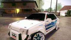 VAZ 21099 Drift Style