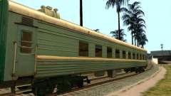 O carro das ferrovias russas 2