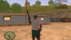 Double weapons para GTA San Andreas