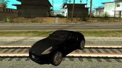 Nissan 370Z v2.0 para GTA San Andreas