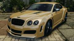 Bentley Continental GT Premier v1.0 para GTA 4