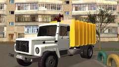 GAZ 3309 para GTA San Andreas