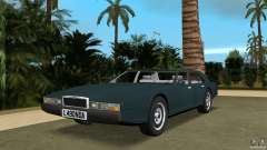Aston Martin Lagonda, (I) 5.3 (1976-1997) para GTA Vice City
