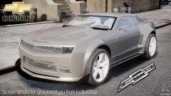 Chevrolet Camaro 2009 para GTA 4