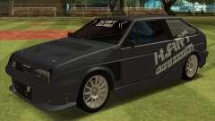 VAZ 2108 K-arte para GTA San Andreas