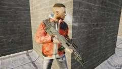 RSASS de MW3 (sniper) para GTA 4