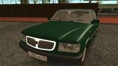 GAZ 3110 v. 2 para GTA San Andreas