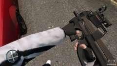 FN P90 para GTA 4