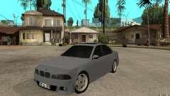 BMW 523i CebeL Tuning para GTA San Andreas